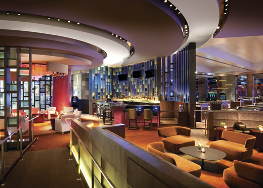 ARIA City Bar - Avec l'aimable autorisation de MGM MIRAGE