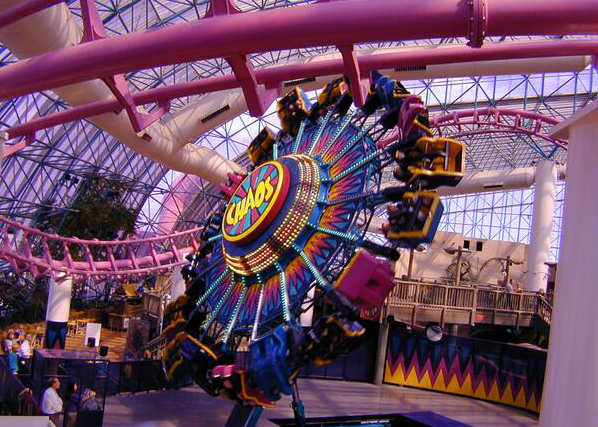 Le Adventuredome Theme Park