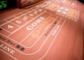 The Caesars Palace - Gaming Table