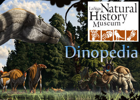 Le Dinopedia du natural History Museum